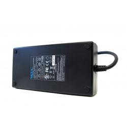 54.6V 2A charger DC XLR +...
