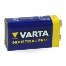 Varta industrial pro 9v