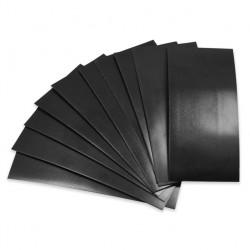 Термоусадка для 18650, черная