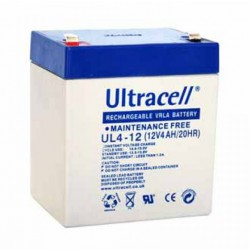 Ultracell 12v, 4ah