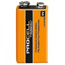 Duracell Procell/industrial 9v