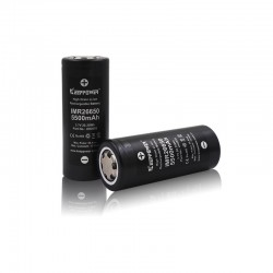 Keeppower IMR26650 5500mAh...