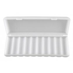 Коробка для 10x 18650 (белая)