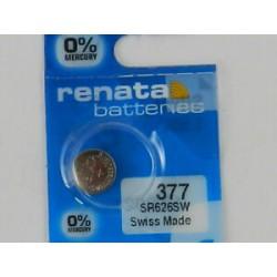 Renata 377 (SR626W) - 1.55V