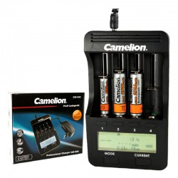 Camelion CM-500 akulaadija
