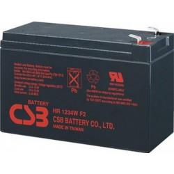 CSB HR1234W F2 12V/9Ah rbc2