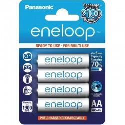 4 AA Eneloop - 1900mAh
